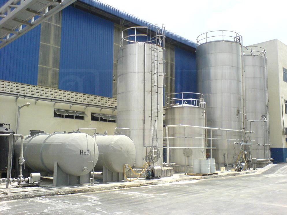 Pressure vessel design and supply