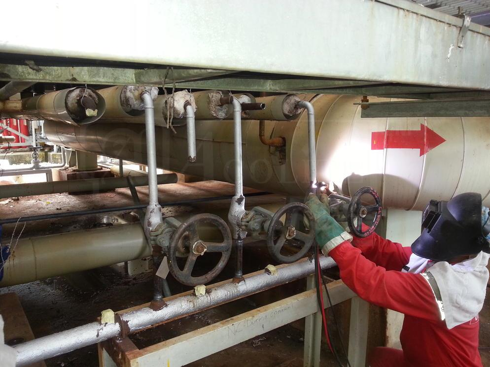 Registered Boiler and P. Vessel Repairer